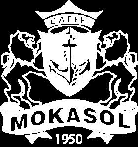 Logo Mokasol - Chi si ama, ci beve!