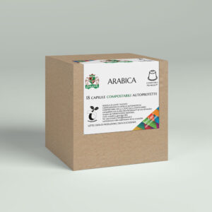 capsule compostabili Arabica Mokasol