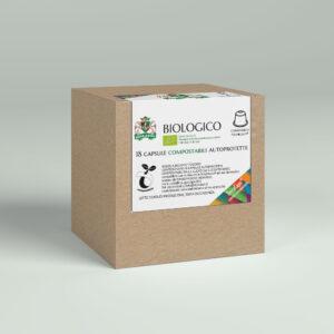 capsule compostabili Biologico Mokasol