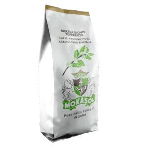 Mokasol Biologico sacchetto 1 kg in grani