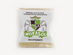 Mokasol Decaffeinated ESE44 Pod