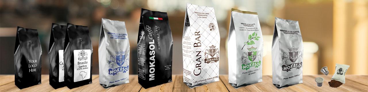 Mokasol Coffee Production