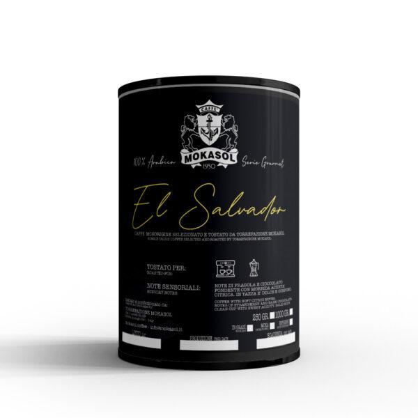 Mokasol El Salvador - Serie Gourmet